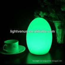 China Manufactuer Multi Color LED que cambia la luz del humor