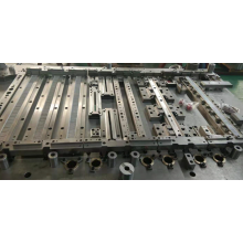 Automotive air-conditioning sheet metal mold