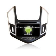 Lecteur DVD de voiture, usine directement! Écran capacitif Android de quad Core, pour Chevroet-2013cruze