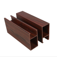 Cheap price 50x90mm wpc ceiling panel wpc ceiling panel interior wood wpc ceiling