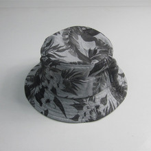 Bomull Jersey Print Bucket Hat Wholesale