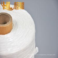 pp fio fibrilado / boa qualidade cabo branco pp enchimento