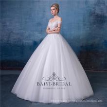 Bodenlangen Brautkleider Brautkleid HA572