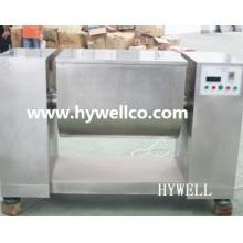 Máquina mezcladora de líquidos y polvos