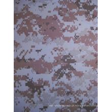 Fy-DC11 600d Oxford poliéster impressão digital camuflagem tecido