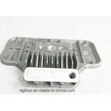 Hochpräzise Aluminiumlegierung Druckguss für Satellite Finder Teil