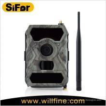 Batteriebetriebene PIR-Bewegungsmelder-Outdoor-Wireless-3G-Kamera für Jagd und Sicherheit