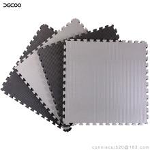 Factory Price Black Grey Color Eva Karate Mat
