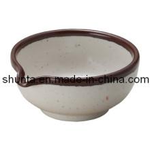 100% Melamine Ddinnerware -Small Bowl with Mouth/Melamine Tableware (CS1424)