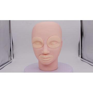 Tête de mannequin de maquillage 3D