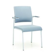Bürostuhl ohne Räder / Besucherstuhl / Konferenzzimmerstuhl