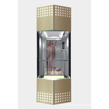 Elevación de observación con capacidad de 1350 kg