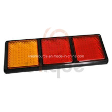 LED Combination Tail Light for Truck and Trailer Three in One Combination Light