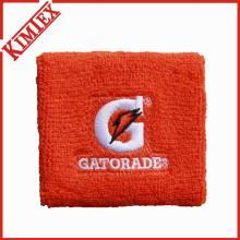 Moda barato promoção algodão Terry Sports Sweatband