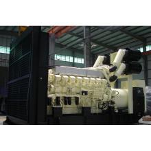 Generador diesel silencioso de la potencia 2500kVA con el motor de Perkins