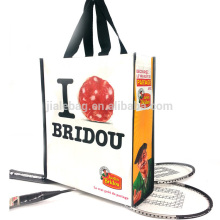 New arrival stylish make your own foldable grocery large shopping bag