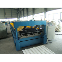 Automatic Operating High Speed Cnc C Shape Purlin corrugated wave sheet cold roll forming machine