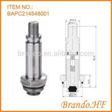 Stainless Steel 14.5 mm OD Solenoid Water Valve Parts as Solenoid Armature Assembly