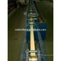 Máquina formadora de ripas de persiana de alumínio de espuma