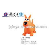 Мягкое ПВХ-прыгающее животное для детей