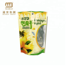 Excellent Moisture-proof Aluminum Foil Customized Printing Stand up Pouch Thailand with Zipper