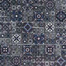 France Style Villa Use Exquisite Travertine Mosaic Tile 300X300
