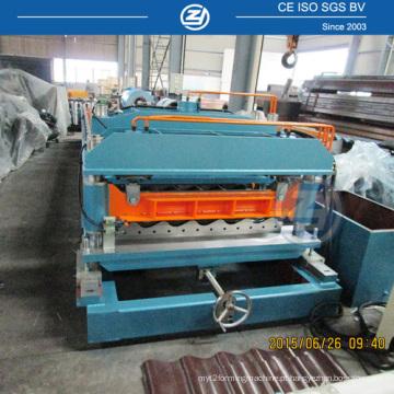 Máquina de dobra de alumínio
