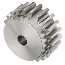 Hochpräzise kundenspezifische CNC-Bearbeitung von Stahlzahnrädern