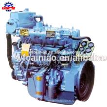 moteur marin hors-bord diesel chaud de vente fait en Chine, moteur marin diesel de 4 cylindres
