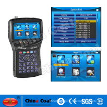 ws-6979 dvb-s2/dvb-t2 HD combo satellite finder