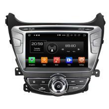 carro multimídia e sistema de navegação para Elantra 2014-2015