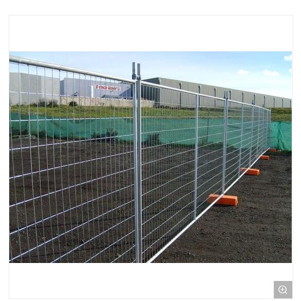 Temporary stadium Fence