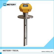 Digital oil radar level gauge tank