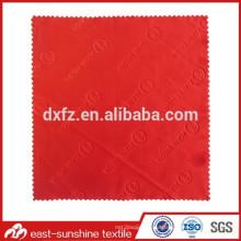 Ткань для микрофибры с полноцветным тиснением; Ткань для очистки микрофибры с горячим штампом для солнцезащитных очков