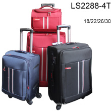 Aluminum Trolley Travel Luggage From Professional Factory