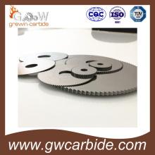 Hartmetall Kundenspezifische Sägeblatt zum Schneiden von Holz