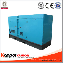 Silent Type 3 Phase Water Cooled 660kVA Diesel Generator Brand Engine