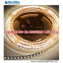 Superbright High Cri 95+ 22-24lm/led 120 leds/m 2835 smd Led Strip