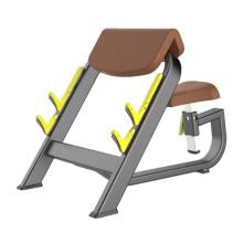 Boucle de preacher assis d'équipement de forme physique commercial