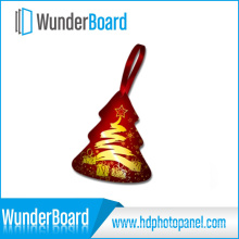 Hot Selling Products Sublimation Printing on Metal Ornament