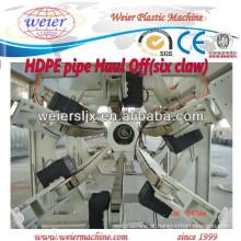 máquinas de extrusão da tubulação plástico PEAD PE PP PPR