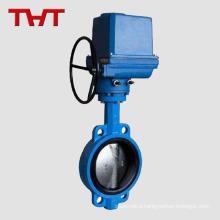 Electric / motorized sannitary wafer butterfly valve