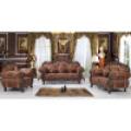 Sofa en bois pour l'ensemble de meubles de salon (929A)