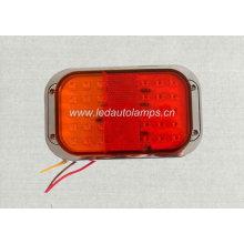 Luz trasera impermeable, indicador, luz de stop con E-MARK Aprobación LED Luz trasera del remolque