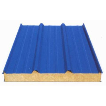 Aluminium Rock Wool Sandwich Panel