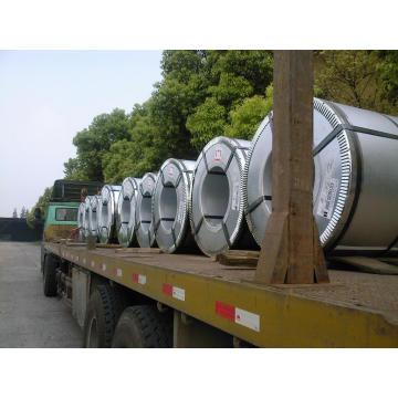 Cor revestido de bobina de alumínio com PE / PVDF revestimento