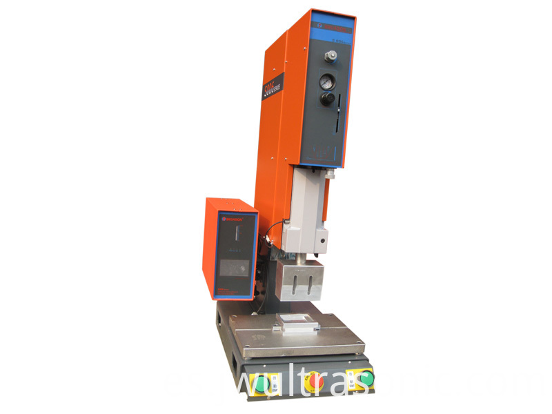 Series Ultrasonic Plastic Welding