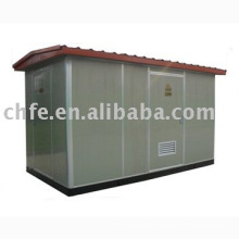 Compact Mobile Distribution Substation