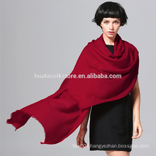70x200cm solid color 10 color available wool chirstmas red scarf