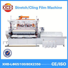 Ручная машина для производства стрейч-плёнок lldpe / ldpe